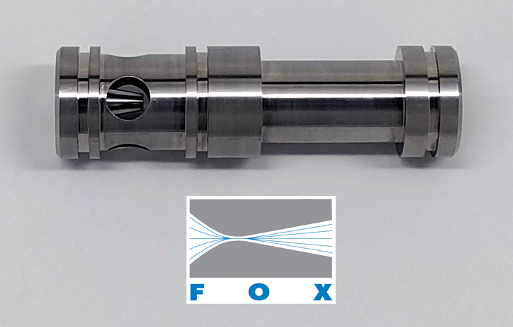 Fox Cartridge insert venturi ejector