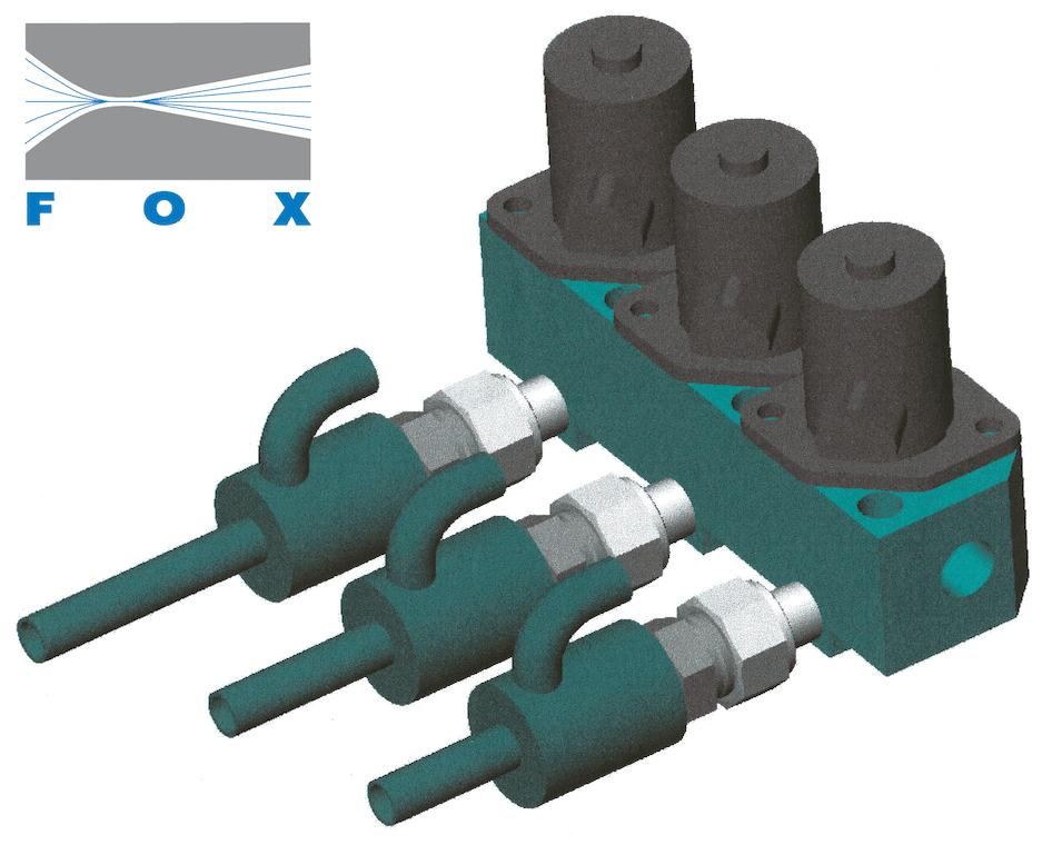 Fox Hydrogen Mini Eductors